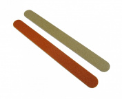 Emery Board 11.4cm 120/150 Nail File 100 Pack