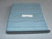 Premium emery boards - Black/Blue (180)