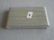 Standard emery boards - Brown (80)
