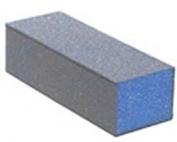 3 Way Blue Nail Buffer 100 pcs