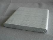Premium emery boards - Grey/White (100/180)