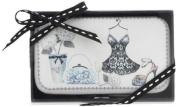 Danielle Boudoir Grey Floral Manicure Set