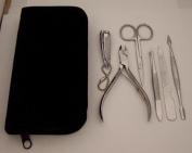 Manicure Set - Black