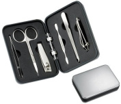 Aeropen International MS-601 Manicure Set in Metal Box - 6 Pieces