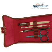 6 Piece Travel Manicure Kit with Free Case