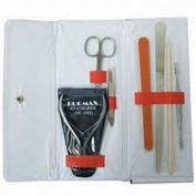 DL Professional Manicure Kit without Cuticle Scissor