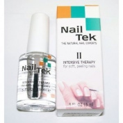 Nail Tek II Intense Therapy Lot of 12 15ml