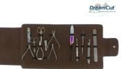 15 Piece Complete Professional Manicure Pedicure Kit With Case