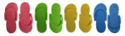 Footcandy Original Pedicure Slipper 12-pair Party Pack