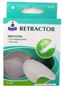 Oppo Foam Toe Separator and Retractor,medium-2pk