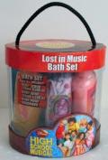 High School Musical 2 Lost In Music Bath Set