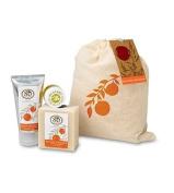 80 Acres Blood Orange Muslin Gift Set