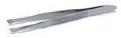 Stainless Steel Tweezers: Fine point tip