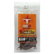 Runnin Wild Foods Steak N' A Bag Hot and Spicy -- 100ml