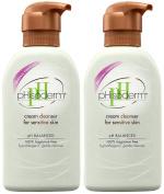 pHisoderm Sensitive Skin Cleanser 180ml 1 Bottle