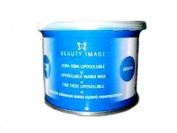 Beauty Image Can Wax 400 Ml/14 Oz, Azuleno