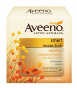 Aveeno Smart Essentials Nighttime Moisture Infusion 50 ml