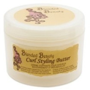 Blended Beauty Curl Styling Butter 240ml