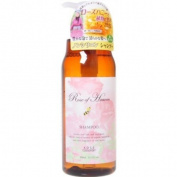 KOSE Cosme Port Rose of Heaven | Shampoo | 400ml
