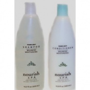 Trader Joe's Nourish Spa Balance Moisturising Shampoo & Moisturising Conditioner
