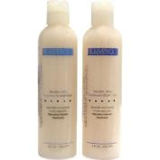 Rejuvenol Keratin After Treatment Shampoo 240ml & Conditioner 240ml Combo Set Special Sale!!!