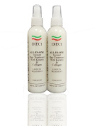 "La Brasiliana Dieci All In One Treatment 250ml ""Pack of 5.1cm"