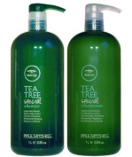 Paul Mitchell Tea Tree Special Shampoo & Special Conditioner Duo 1000ml