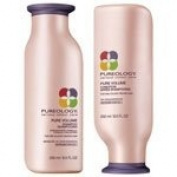 Pureology Purevolume Shampoo 250ml And Conditioner Duo
