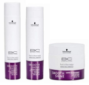 Schwarzkopf BC Bonacure Hairtherapy Smooth Shine Beauty Set, 3 pc