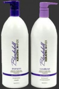 Keratin Complex Blondeshell Shampoo and Conditioner Litre Duo
