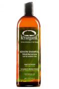 ORGANIC KERATIN POST-TREATMENT SET - SALT & sulphate FREE SHAMPOO + CONDITIONER - 950ml