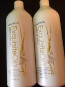 Matrix Biolage Exquisite Oil Shampoo and Conditioner 1000ml Duo