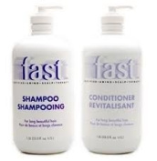 NISIM F.A.S.T. FAST Shampoo for Fast Hair Growth Shampoo & Conditioner 980ml each
