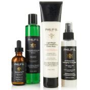 Philip B. Four Step Hair & Scalp Treatment Set-19.63oz