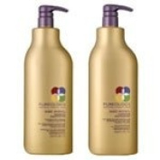 Pureology Nanoworks Shampoo & Conditioner Litre, 1000ml each, Free Pumps