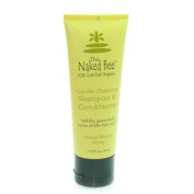 The Naked Bee Gentle Cleansing Shampoo & Conditioner, 200ml, Orange Blossom Honey