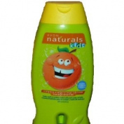 Avon Naturals Outgoing Orange Kids Body Wash & Bubble Bath 8.4 oz
