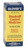 Glover's Dandruff Control Medicine for Hair & Scalp