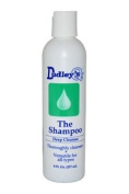 Dudley's The Shampoo Deep Cleanser for Unisex Shampoo, 240ml