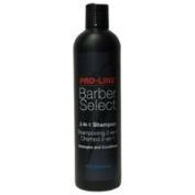 Pro-Line Barber Select 2-n-1 Shampoo 350ml