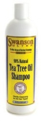 Tea Tree Oil Shampoo 16 fl oz (474 ml) Liquid by Swanson Ultra
