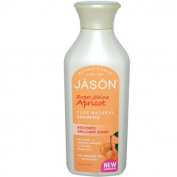 Jason Natural Products 57802 Natural Apricot Shampoo