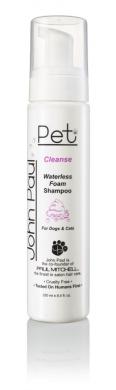 John Paul Pet Waterless Foam Shampoo