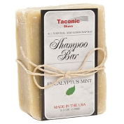 Taconic Shave EUCALYPTUS MINT Shampoo Bar - All Natural / Handcrafted - 160ml