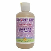 California Baby Overtired and Cranky Shampoo and Bodywash -- 250ml