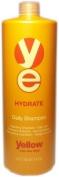 Yellow Hydrate Daily Shampoo 1000ml for Women