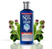 Revitalising Shampoo Greasy Hair - 300 Ml / Natural & Organic