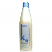 Salerm Keratin Shot 1 Maintenance Shampoo 18oz/500ml