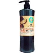 Lorenzo Hydrating Buuter Shampoo for Repairing & Hydrating Cleansing 980ml