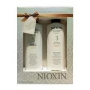 Nioxin System 3 Chemically Treated Hair 300ml Shampoo 300ml Scalp Therapy